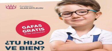 Alain Afflelou ofrece revisión visual gratis y regala gafas - Muestragratis.com
