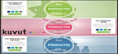 Kuvut plataforma de marketing participativo para probar productos - Muestragratis.com