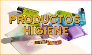 muestras gratis productos higiene