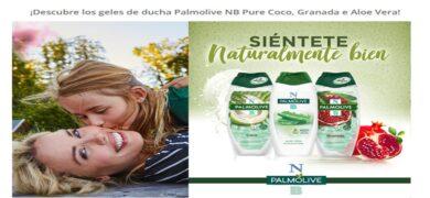 Prueba gratis geles Palmolive con Sampleo - Muestragratis.com