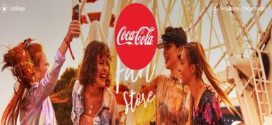 Fan Store de Coca-Cola regala premios acumulando PINCODE - Muestragratis.com