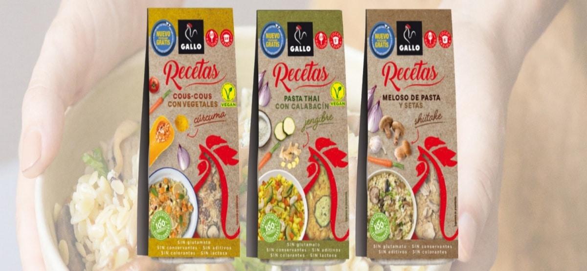 Kuvut ofrece reembolso por la compra de Recetas Gallo - Muestragratis.com