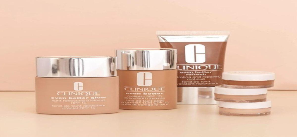 Línea de maquillaje Clinique ofrece muestras gratis personalizadas - Muestragratis.com