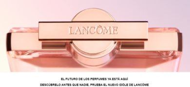 Lancôme Paris ofrece muestras gratis de su nueva fragancia Idôle - Muestragratis.com