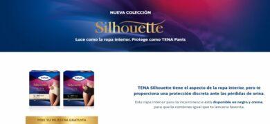 Muestras gratis de Tena Silhouette - Muestragratis.com
