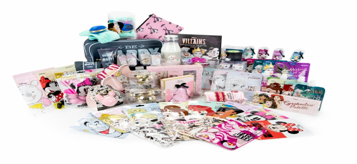 Perfumería Primor sortea un lote de 50 productos de Disney - Muestragratis.com