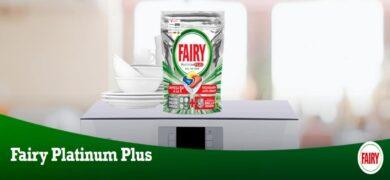 Próxima a ti busca 5000 nuevos embajadores para probar Fairy Platinum Plus - Muestragratis.com