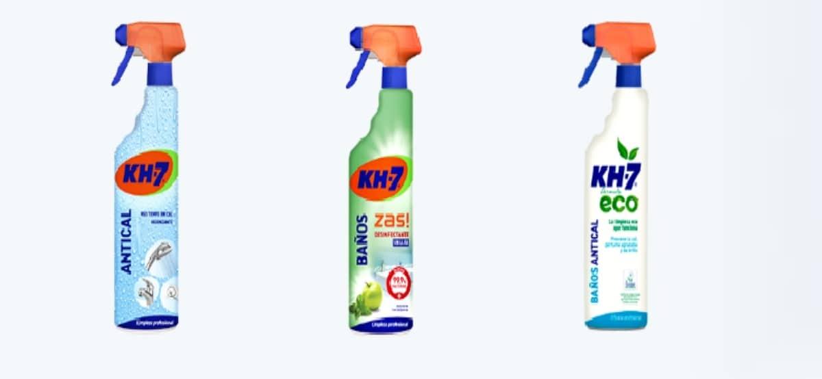 Promoción de KH-7 Antical - Muestragratis.com
