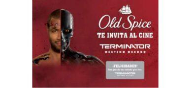 Promoción de OLD SPICE y Chequecines te invita a participar en el rasca y gana para ir al cine - Muestragratis.com