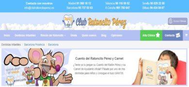 Ratoncito Pérez regala cuento para niños - Muestragratis.com