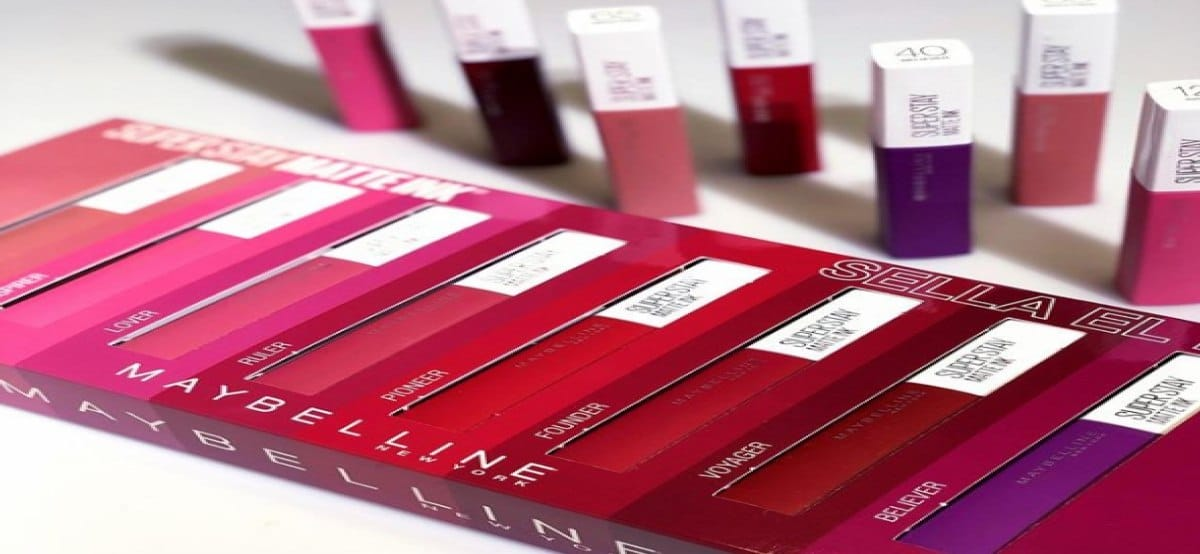 Sorteo de 20 kits de Maybelline por Instagram - Muestragratis.com