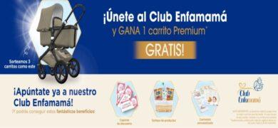 Apúntate Al Club De Enfamamá Y Gana 1 De 3 Carrito Premium
