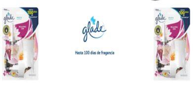 Consigue Una De Las 30.000 Muestras Gratis Del Glade Aromatizador Eléctrico Con Correos Sampling