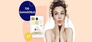 Nivea Q10 Power regala 700 muestras - Muestragratis.com