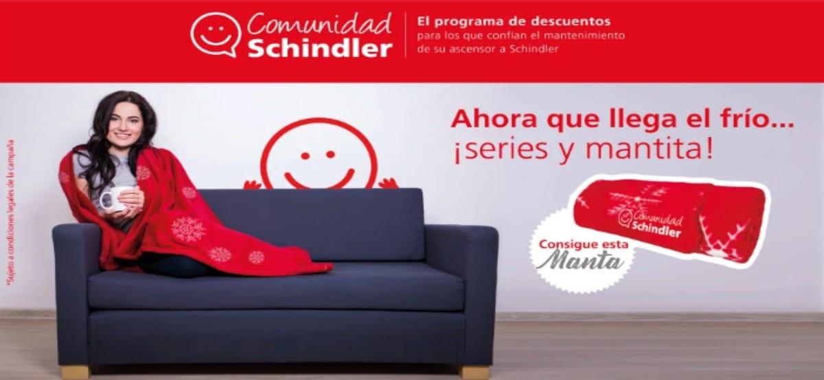 Schindler regala 50 mantitas - Muestragratis.com