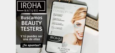 Se Una Beauty Testers Y Prueba Gratis La Iroha Nature Platinum