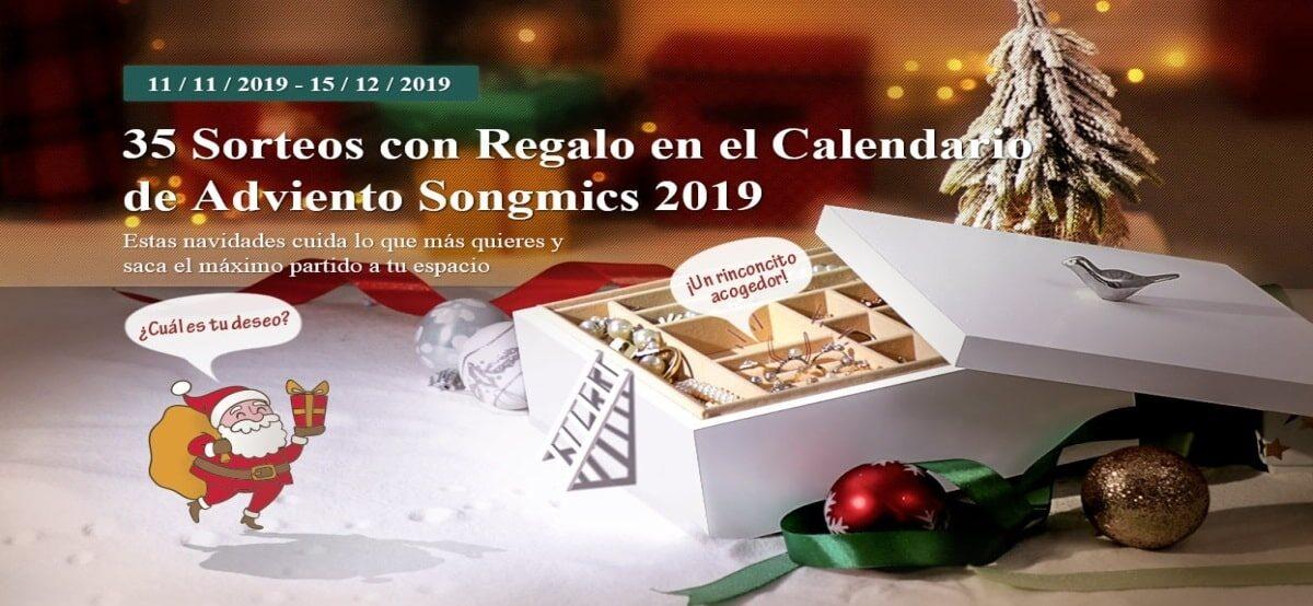 Songmics Regala Premios A Diarios Para Esta Navidad 2019 2020