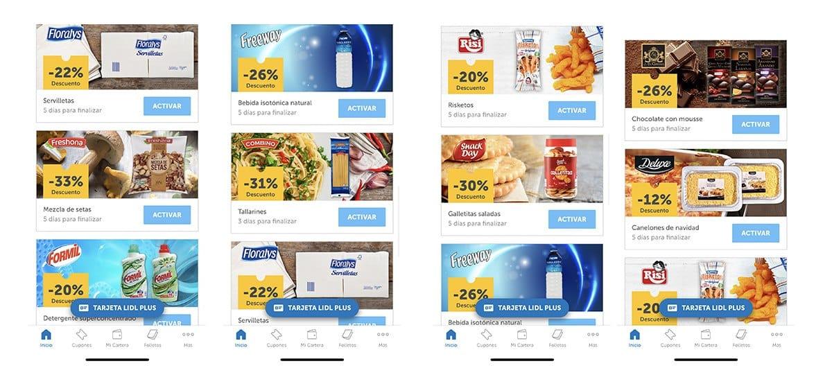 Cupones Lidl App Plus 7 Noviembre