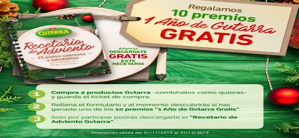 Celebra La Navidad Con Gvtarra Y Gana Fantásticos Premios