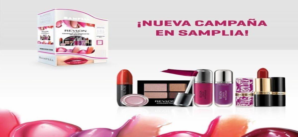 Consigue Tu Muestra Gratis De Maquillaje Revlon Con Samplia