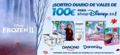 Participa En La Promoción De Frozen 2 Y Danone Y Gana Premios