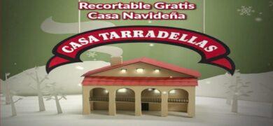 Consigue Tu Recortable Totalmente Gratis Con Casa Tarradellas