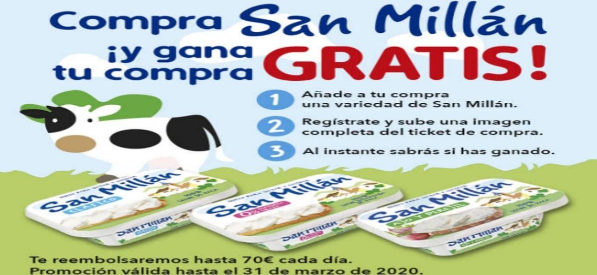 Gana Una Compra De 70€ Con San Millán