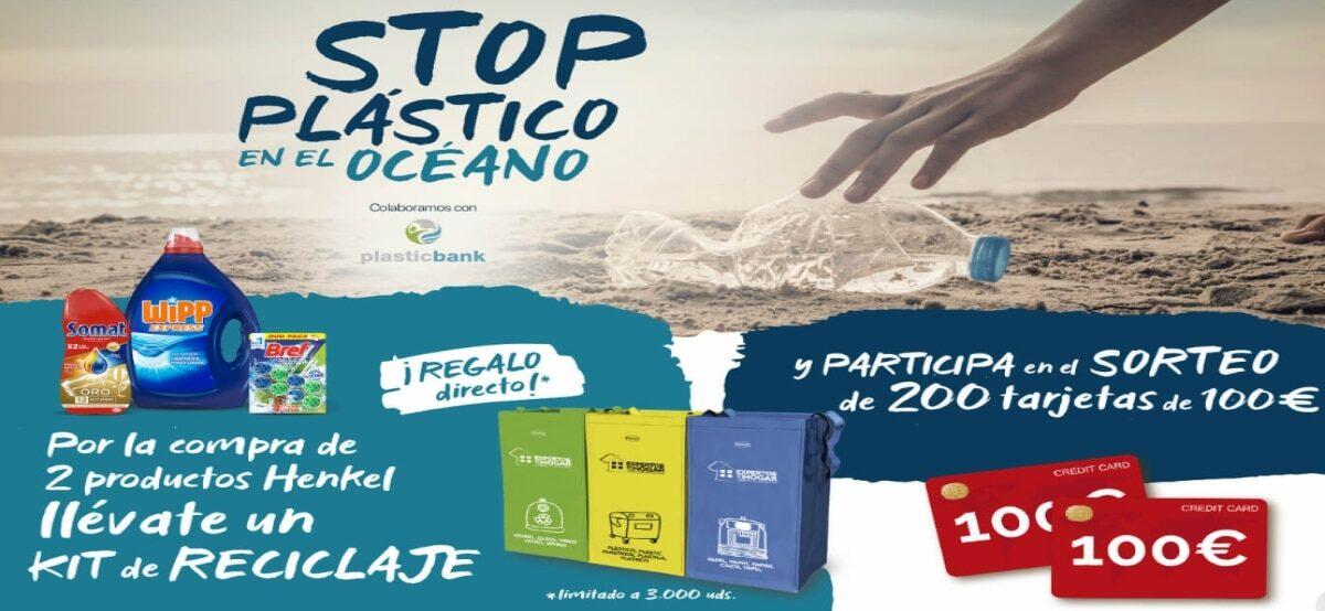 Henkel Regala Bolsas De Reciclaje Y Muchas Tarjetas Con 100€
