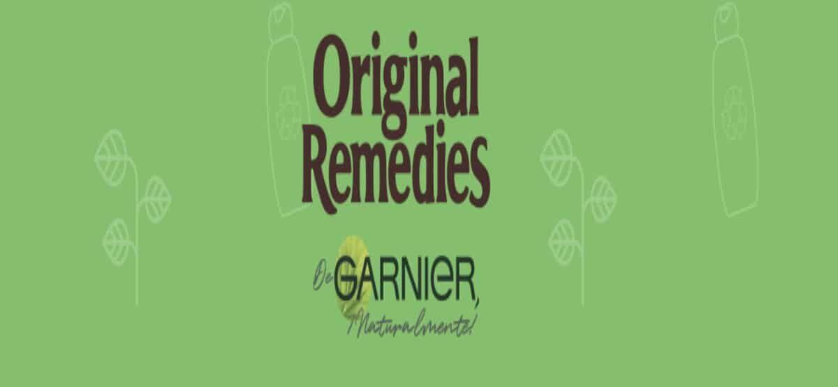 Original Remedies Garnier Te Invita A Ganar Una Experiencia En Familia