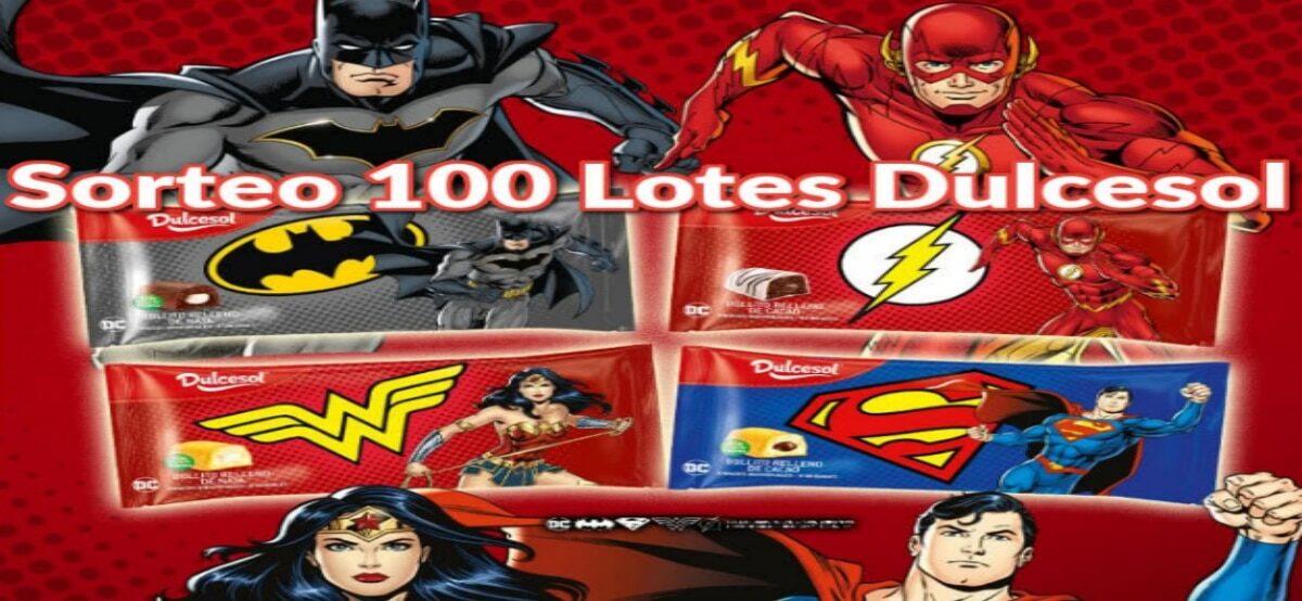 Participa En La Promoción De Dulcesol Para Que Ganes 1 De Sus 100 Lotes Con Fabulosos Premios