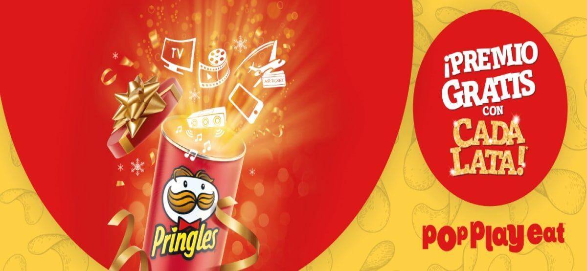 Pringles Te Invita A Participar En Su Promoción Para Que Ganes Fantásticos Premios