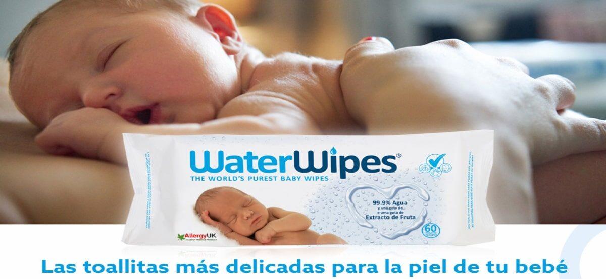 Se Una De Las 35 Testers Seleccionadas En Consubebé Para Probar Las Toallitas Water Wipes Para Bebés
