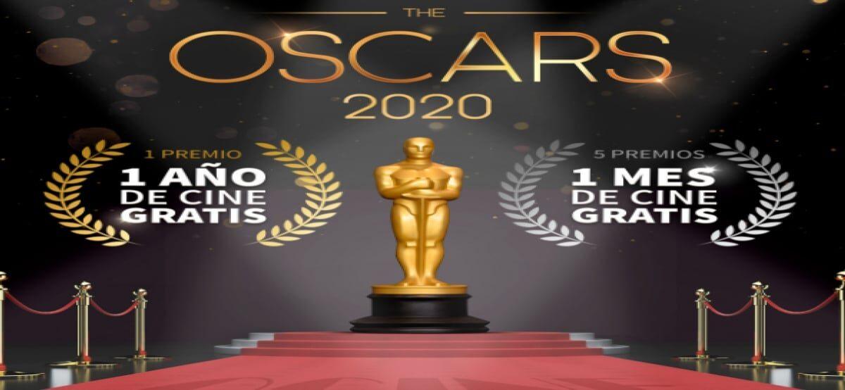 Gana 1 Año Al Cine Gratis