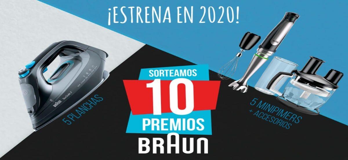 Gana Premios Braun Respondiendo Un Test En Tu Casa Club