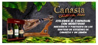 Llegó Carnaval Y La Canasta Regala Maravillosos Premios