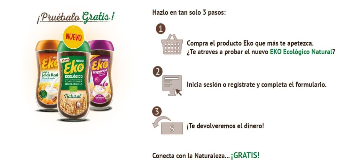 Prueba Gratis Eko De Nestlé