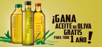 Gana 1 Año De Aceite De Oliva Español