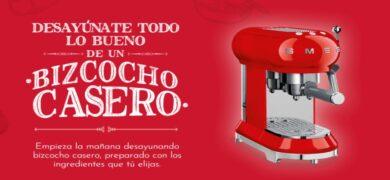 Gana 1 De La 30 Cafeteras Smeg Que Sortea Bizcochoroyal