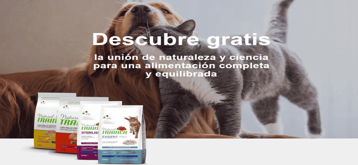 Prueba Gratis Natural Trainer Para Tu Perro O Gato
