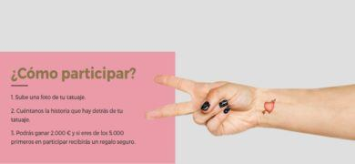 Talquistina Tattoo Regala Cremas Gratis Y Un Premio De 2.000€