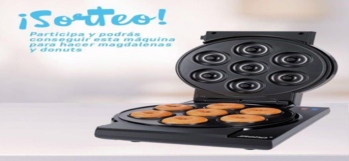 Gana Un Fantástica Maquina De Hacer Donuts, Cake Pops Y Muffins