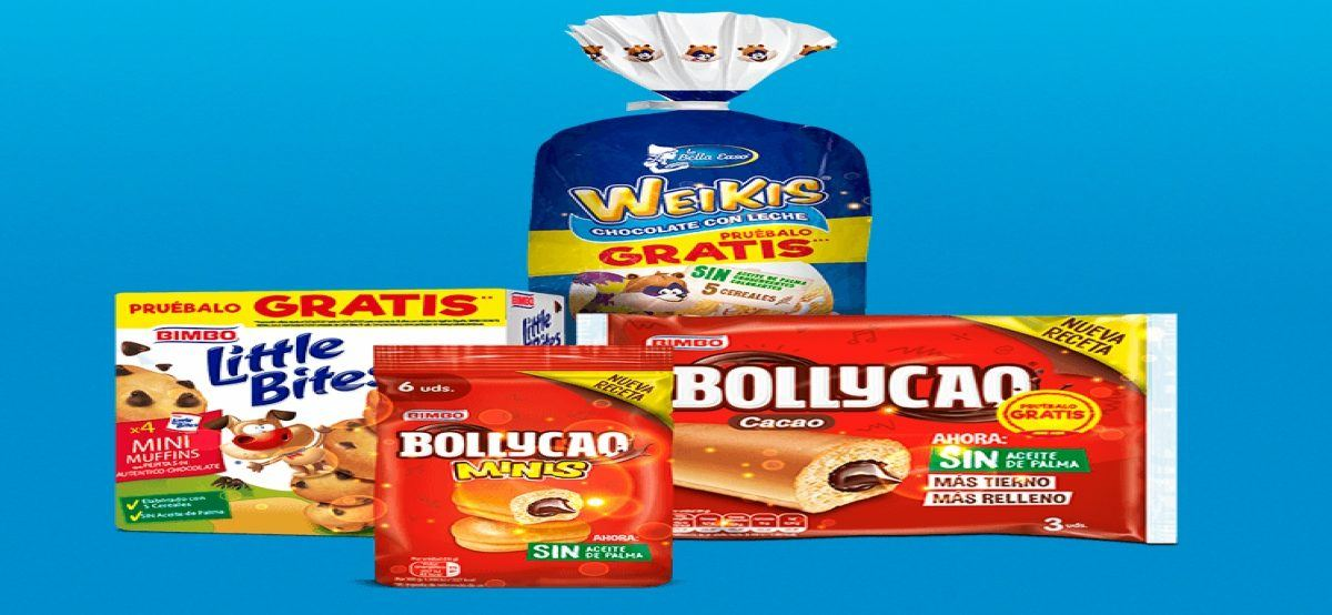 Prueba Gratis Las Unidades De Weikis, Bollycao Y Little Bites Que Ofrece Bimbo Donuts