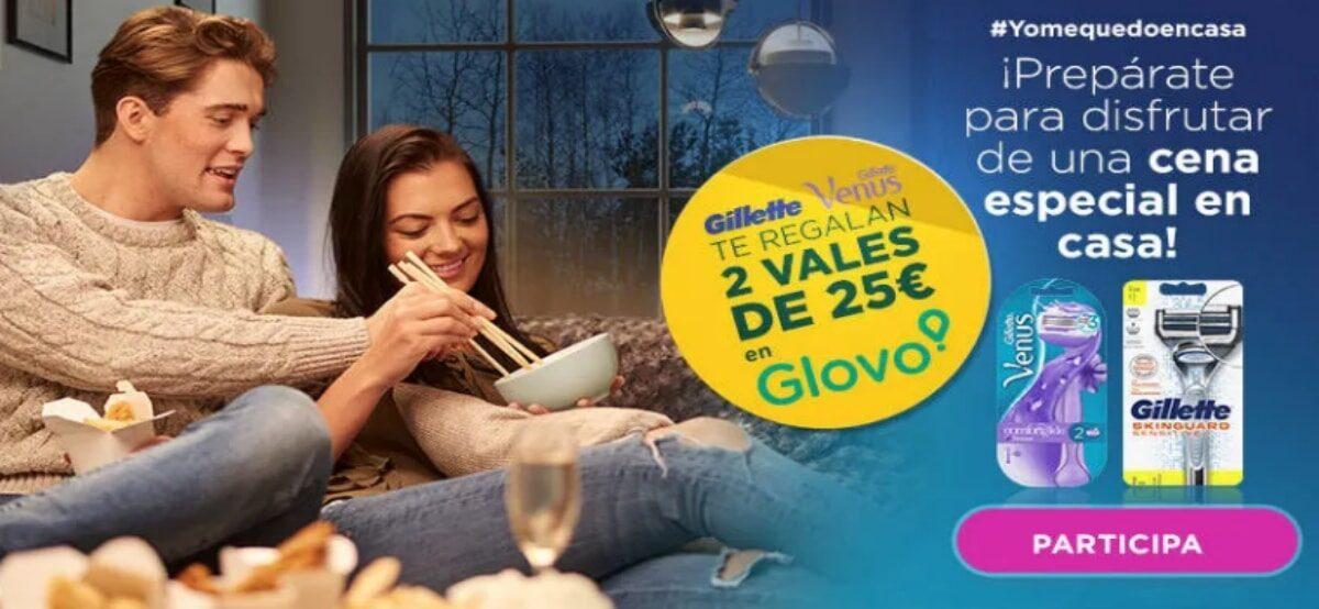 Quédate En Casa Participando Con Gillete Y Venus Para Ganar Una Fantástica Cena