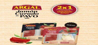 Compra 2 Productos De Jamón Argal Y Prueba Uno Gratis