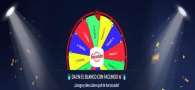 Participa En La Ruleta De Facundo Y Gana Fabulosos Premios