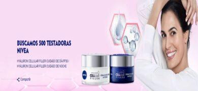 Prueba Gratis La Nueva Formula De Nivea Hyaluron Cellular Filler