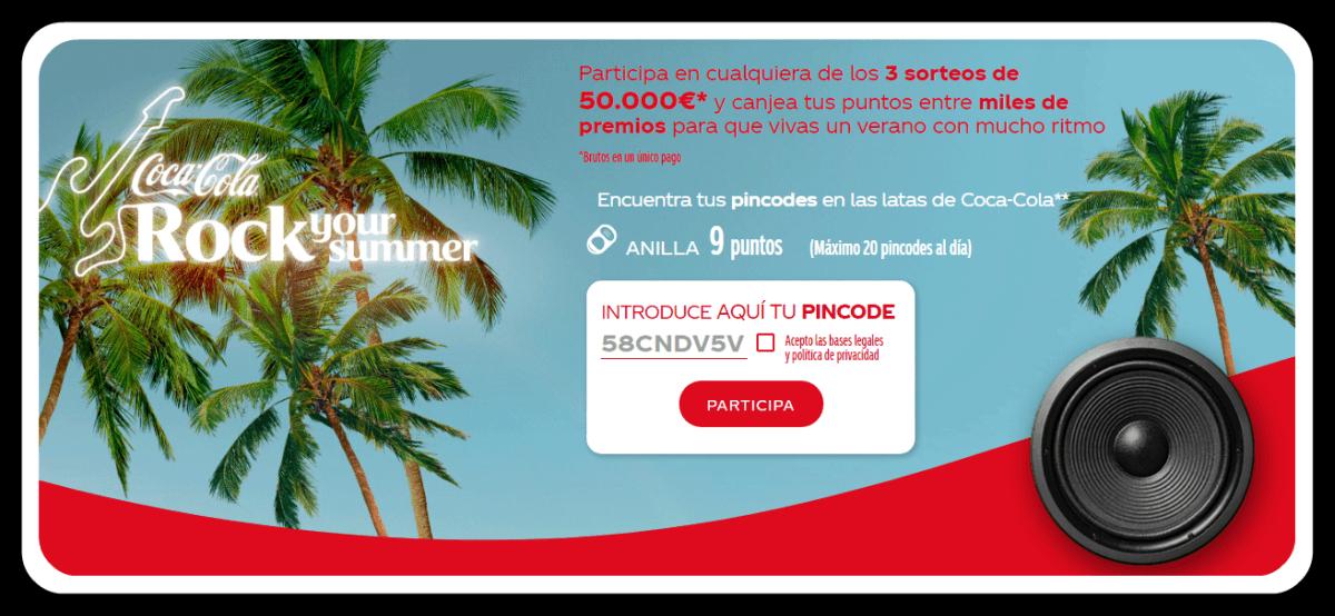 Canjea Tus Puntos Con Cocacola Y Gana Fabulosos Premios