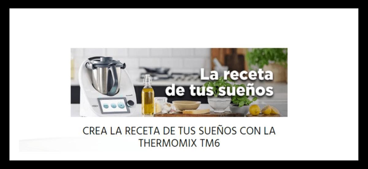 Gana Un Robot Thermomix En El Sorteo De Maxcolchon