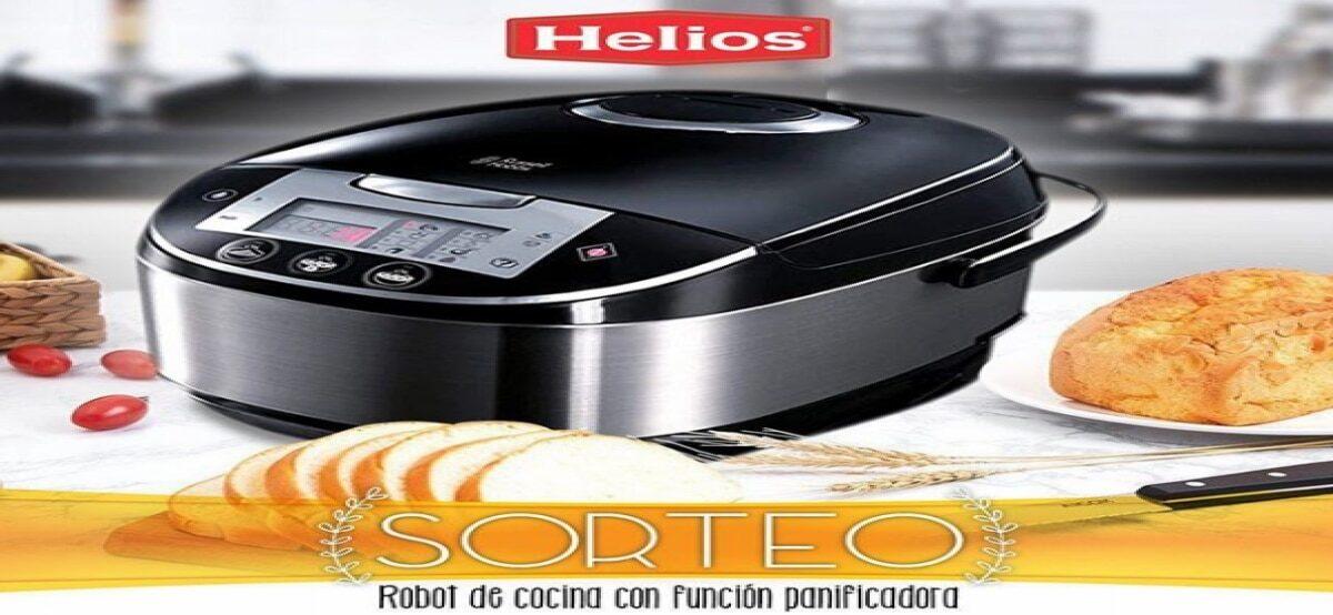 Gana Un Robot De Cocina Helios