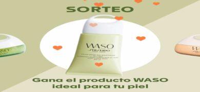 Participa En El Concurso De Shiseido Y Gana Productos Waso